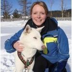 Siberian Huskies in Seefeld