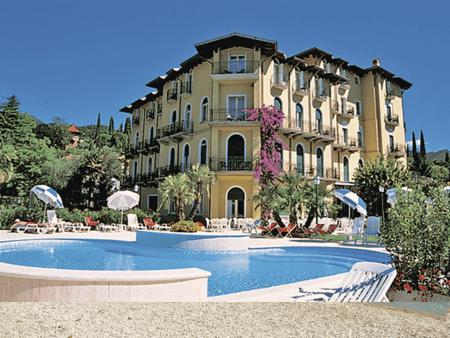 Hotel Galeazzi, Gardone Riviera, Italy
