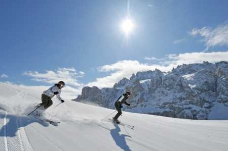 Dolomiti Superski Area - Italy