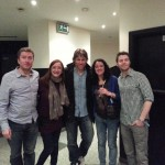Funnyman John Bishop & Lydia