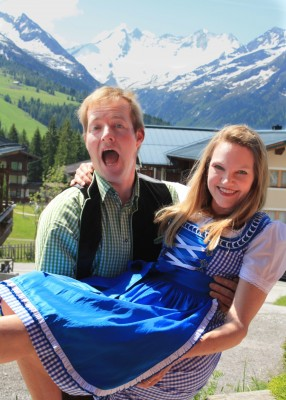 Yodeling: Songs of the Alps