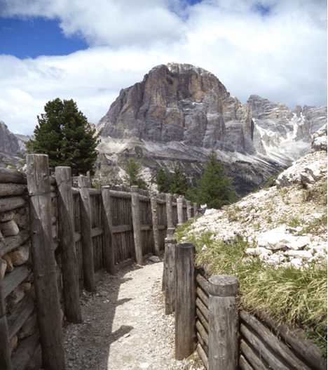 World War One In The Dolomites Inghams Blog