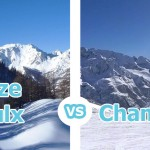 Sauze dOulx and Champoluc