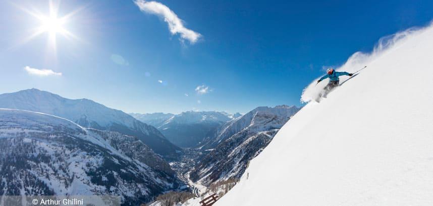 Courmayeur ski holidays
