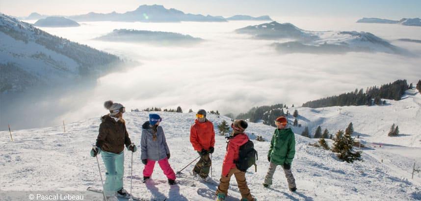 La Cluzas ski holidays