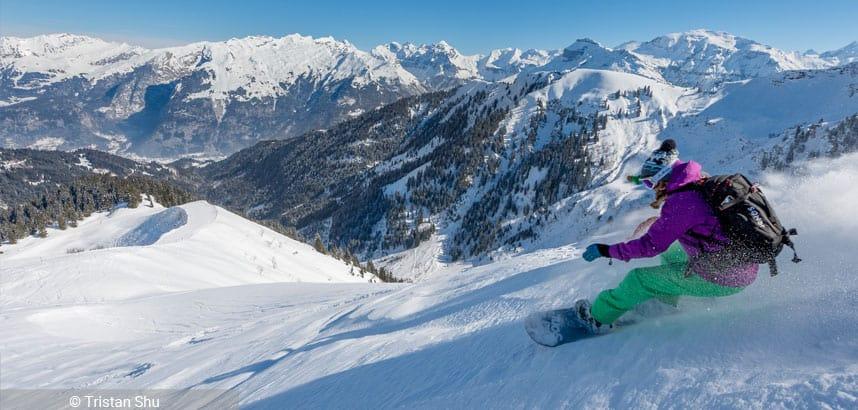 Samoens ski holidays