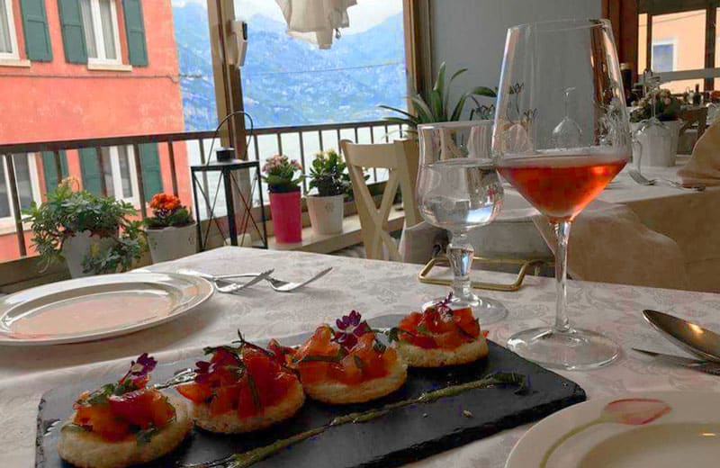 A restaurant guide to Malcesine