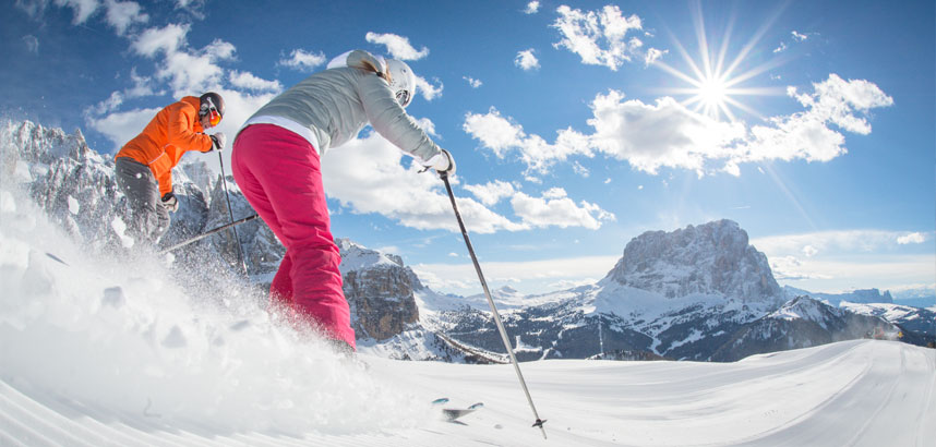 Reasons to ski in Italy - great value