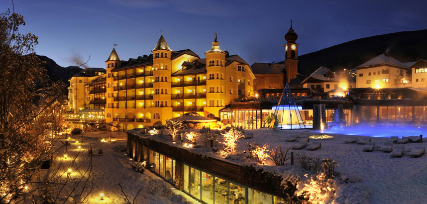 Reasons to ski in Italy - the hotels