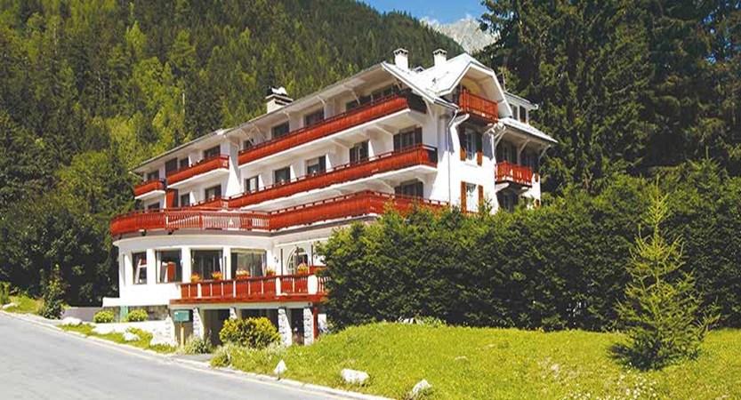Hotel Sapinière in Chamonix