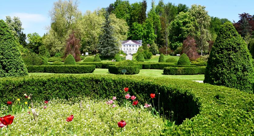 Ljubljana Botanical Gardens